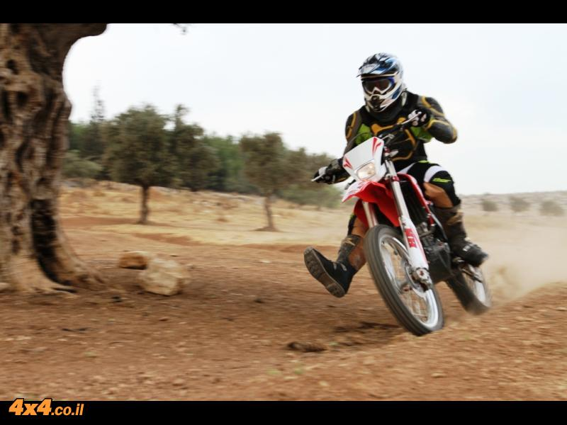 HM משיקה אופנוע 125 סמ