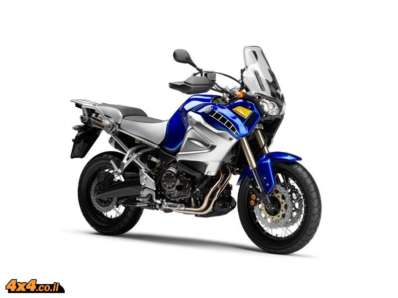 אופנועים: המשטרה בחרה בימאהה סופר טנרה