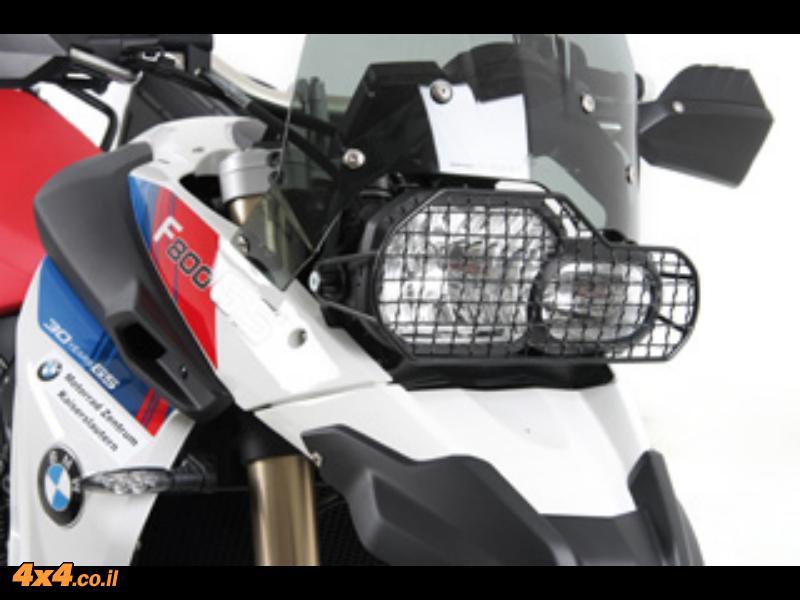 אופנועים: חדש באבזריון - מגוון שיפורים ותוספות לאופנועי BMW