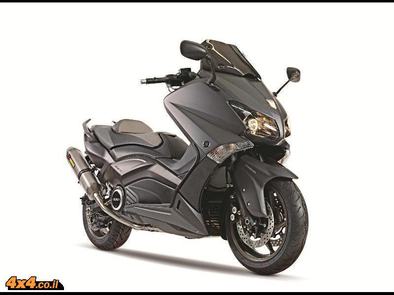 קטנועים: קטנוע חדש  של ימאהה - TMAX 530R  Racing edition