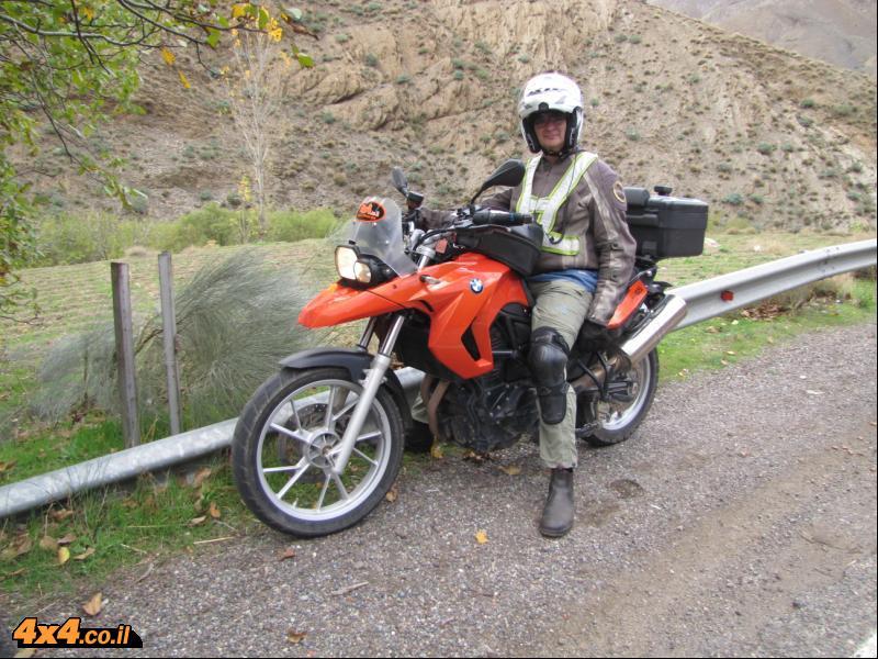 אופנועים: טיול אופנועי כביש במרוקו