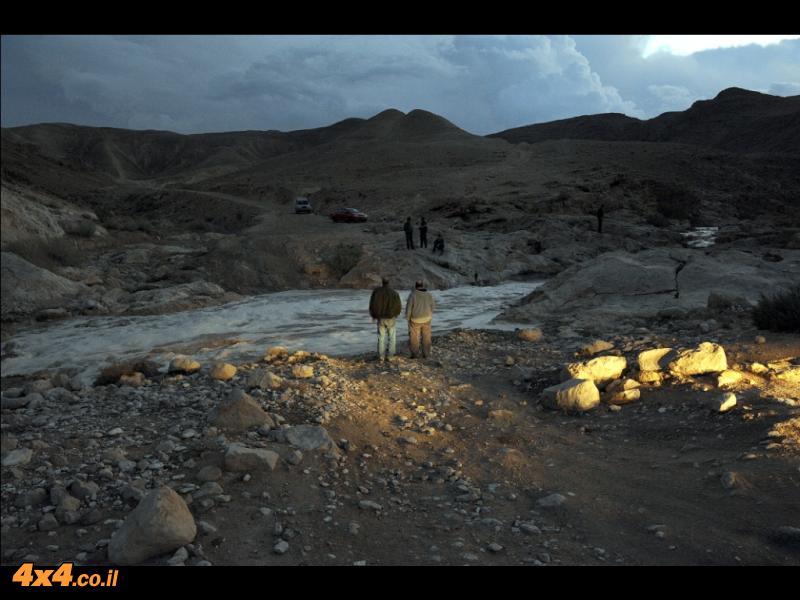 יומן מסע ציד שטפונות בדרום - נובמבר 2012