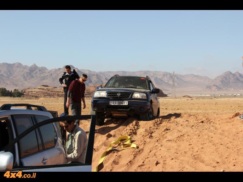וואדי רם - המדבר הדרומי
