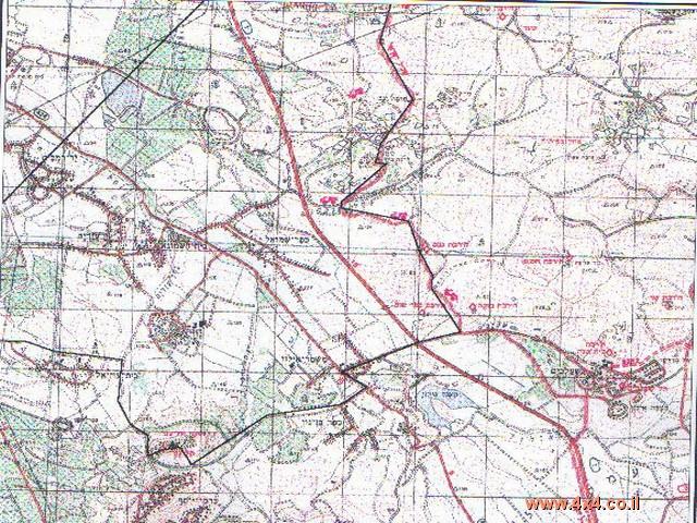 מפה מס'   2