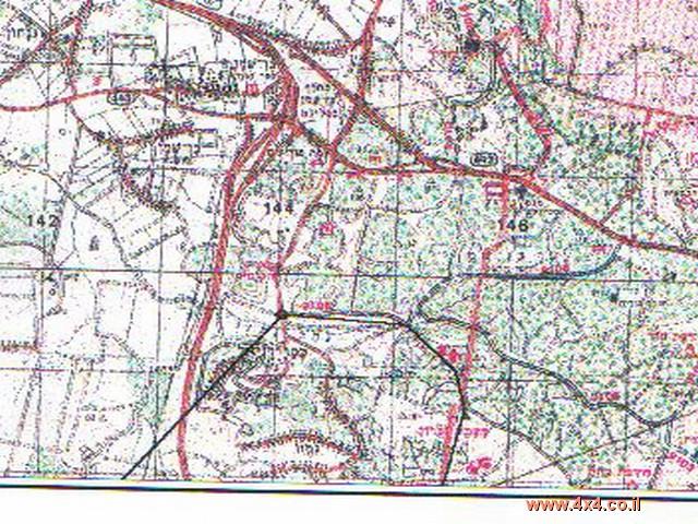 מפה מס'   3