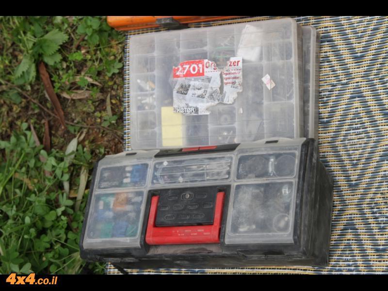 כלי עבודה, חשמל וחלקי חילוף