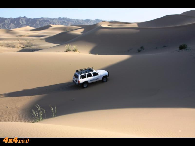 הטיולים המיוחדים של אתר השטח: מונגוליה, יוון, ירדן, מרוקו וגאורגיה