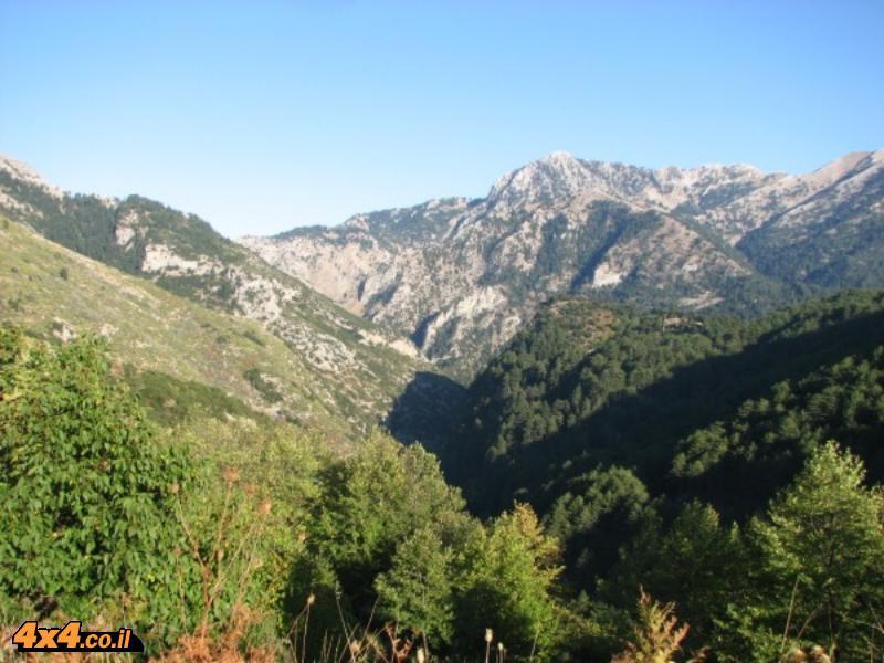 יוון - טיול ג'יפים בפסח הקרוב. יציאה מובטחת! יש מקום לעוד מספר משתתפים