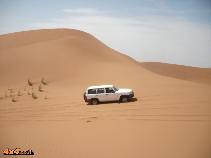 מרוקו - טיול ג'יפים למקומות שאף אחד לא נוסע אליהם.