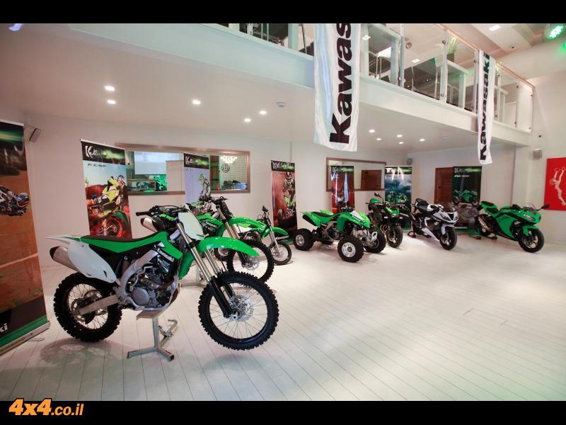 אופנועי קוואסאקי 2013 Kawasaki