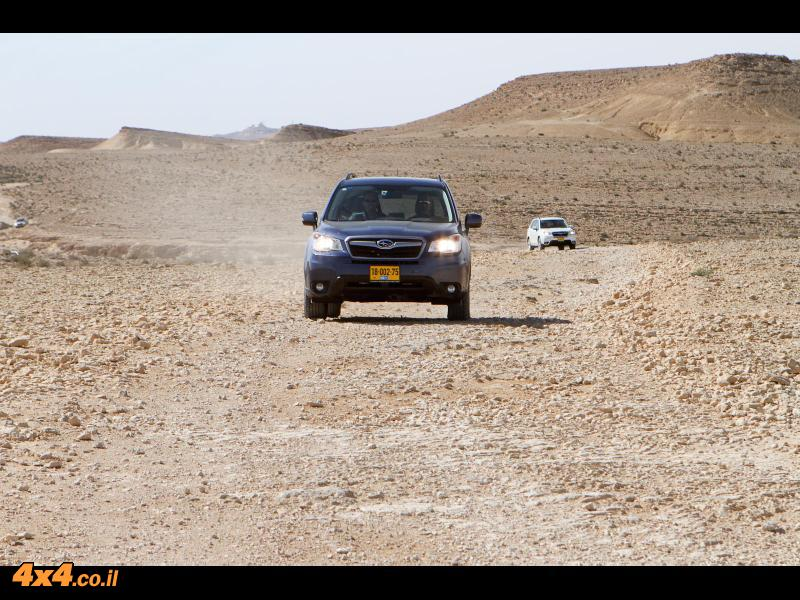 על הכביש ועל השביל המהיר