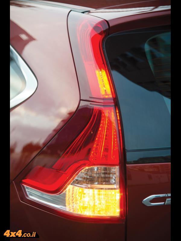 נסיעת מבחן הונדה Honda CR-V
