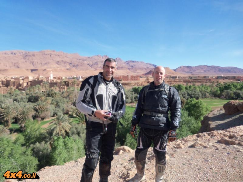 יום שלישי: קניון הטודרה