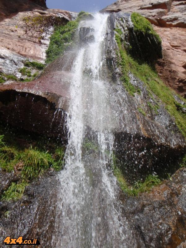 יום שלישי: מים באנטי אטלס