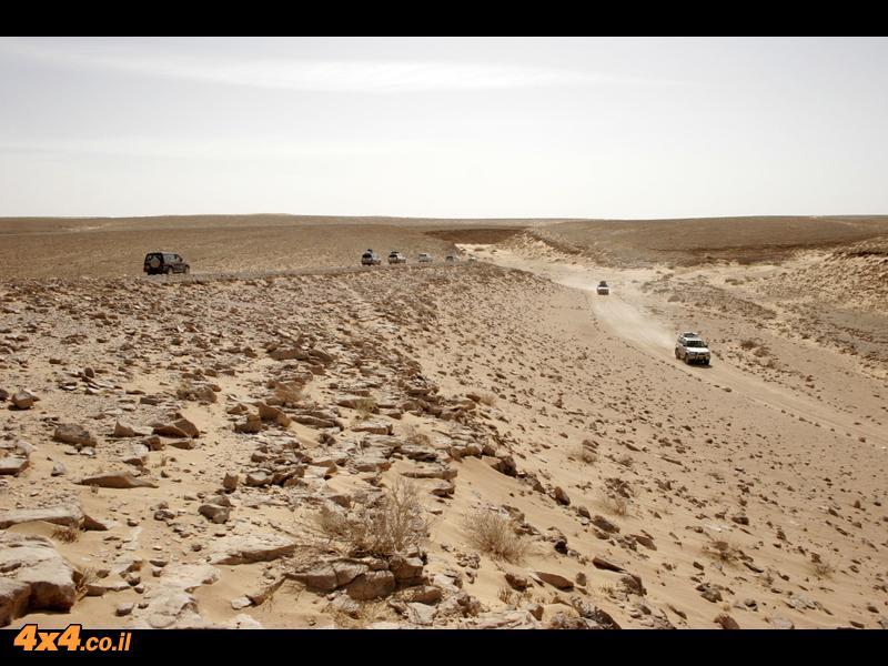 מניצנה לאילת- מסע חוצה נגב,  פסח 2013