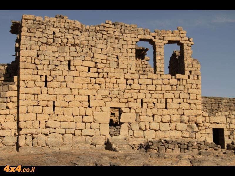 אז'רק אל דרוז' - מצודה צלבנית עם היסטוריה מרשימה