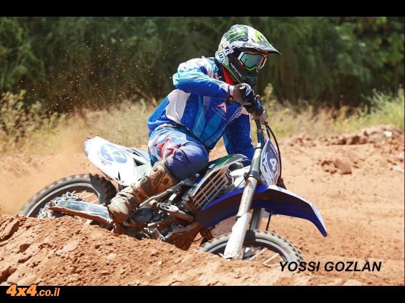 אליפות ישראל - אופנועי מוטוקרוס, אפריל 2013