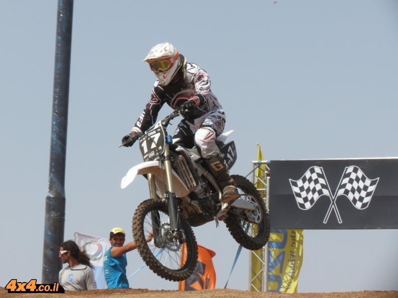 אליפות ישראל - אופנועי מוטוקרוס, מאי 2013