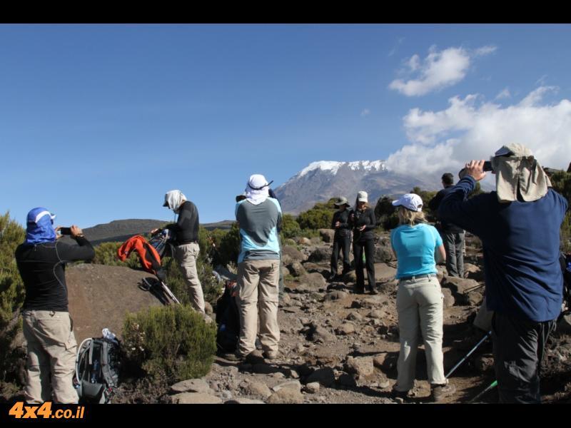 היום השלישי לטיפוס - עד הורמובו 4,703  מטרים