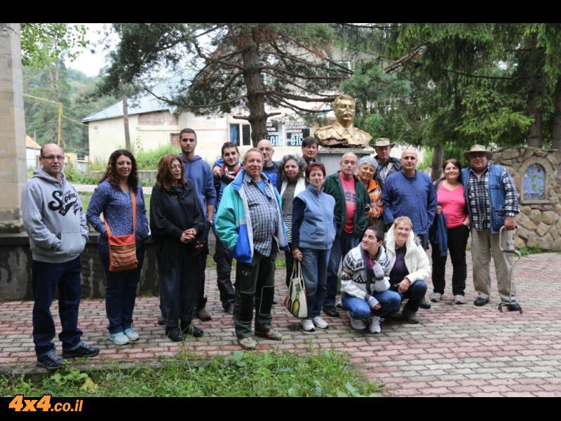 היום השני - מבקוריאני למערת וארדזיה ועד אחלציקי