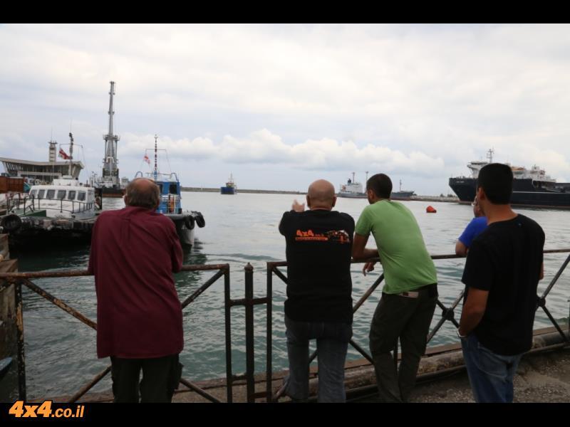הים השחור והנמל הגדול של פוטי