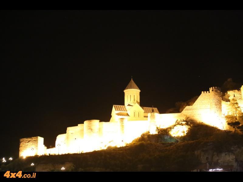 טביליסי בלילה