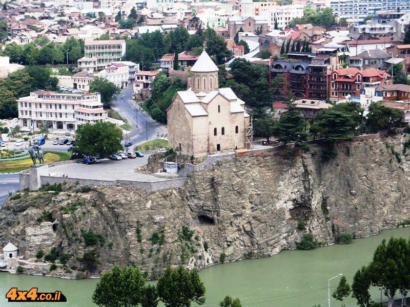 סיור קבוצתי בטביליסי