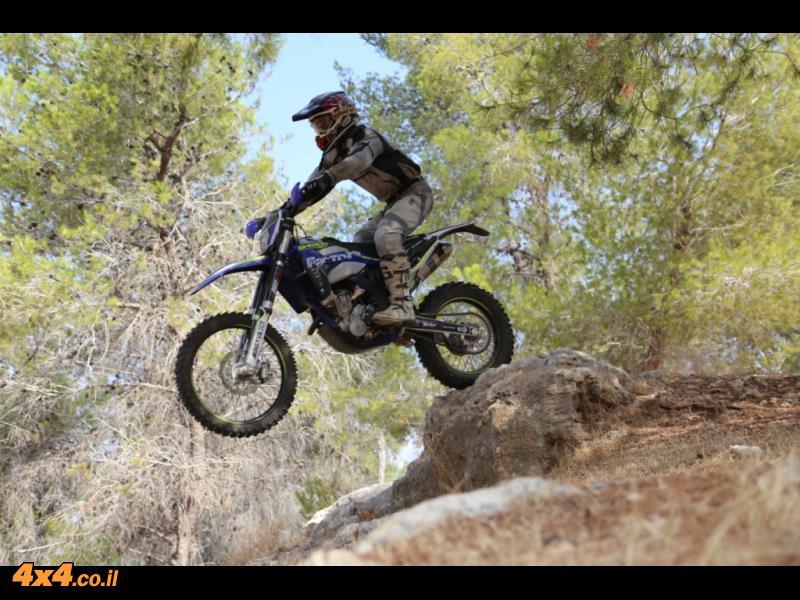 אופנועי שרקו Sherco בישראל