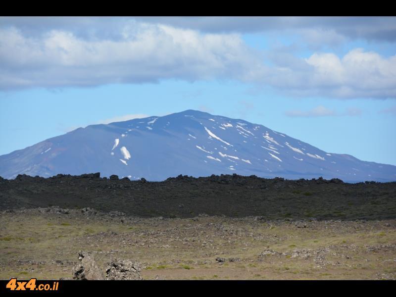 לעבר הר הגעש HEKLA