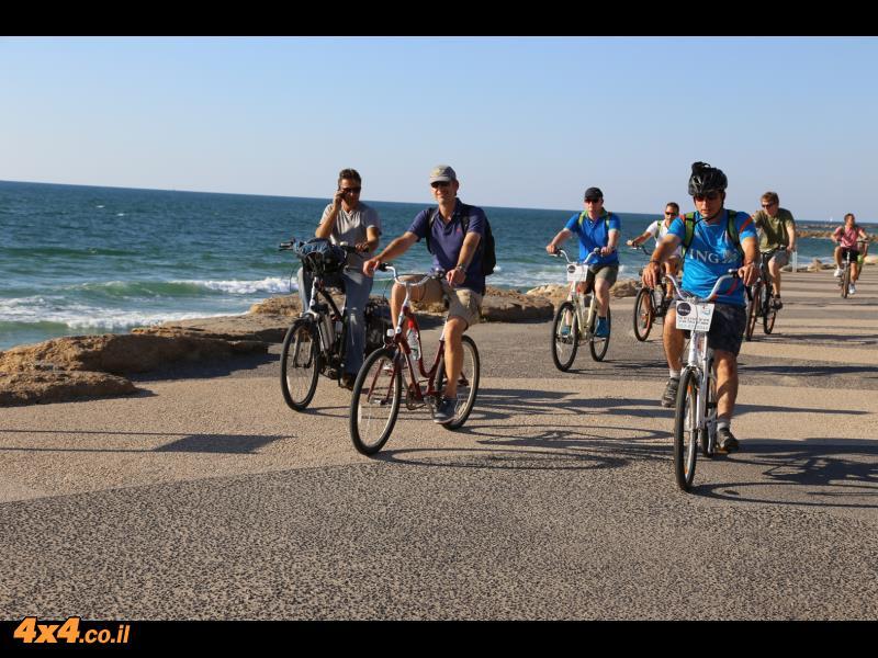 Tel Aviv short  bikes tour