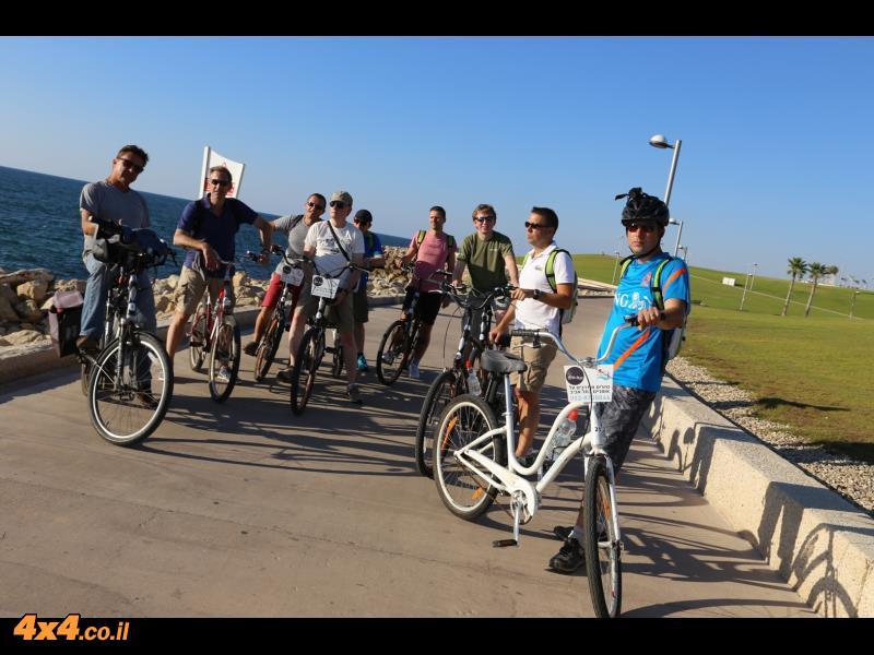 Bikes in Tel Aviv