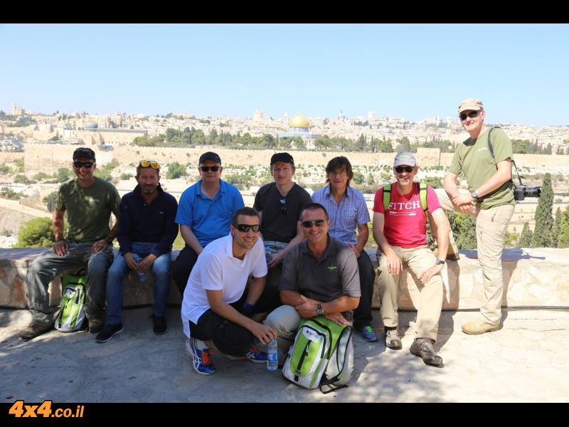 Jerusalem Holy Land tour