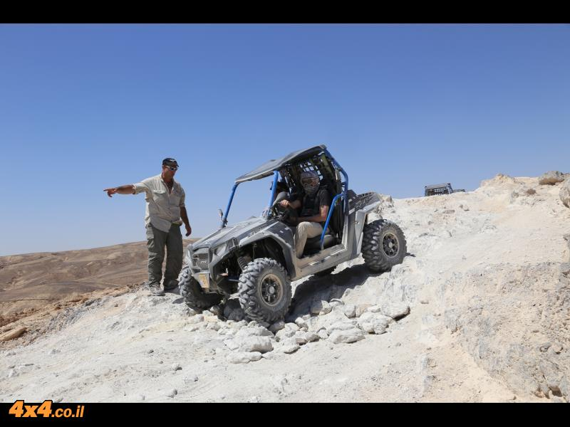 Katzrha - ruins from the Nabataea period