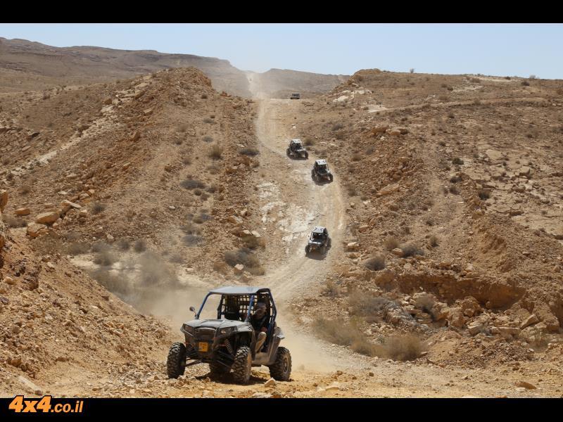 Along Eilat - Ashkelon pipe-line