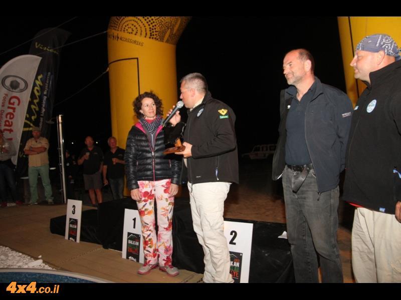 ראלי ברסלאו 2013 - יש לנו אלוף!
