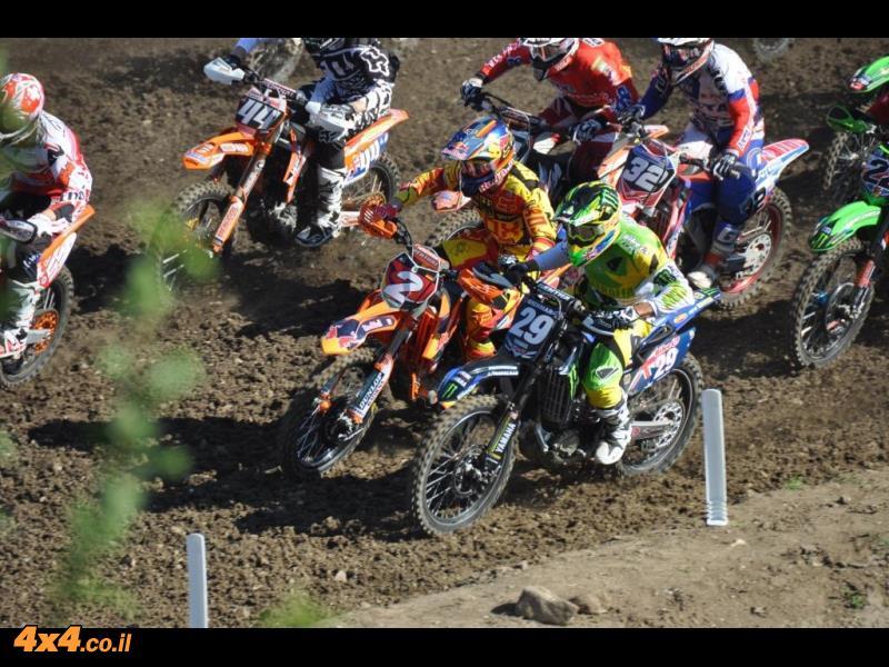 אופנועים: בלגיה חוזרת לאחר 10 שנים לנצח את מוטוקרוס האומות