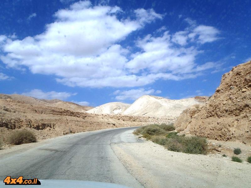 ממשיכים לכיוון מנזר המרסבא