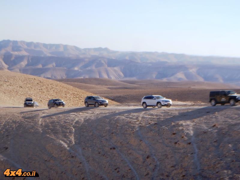 בדרך להר מונטאר (הר העזאזל)