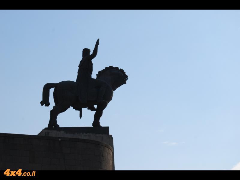 סיור עירוני בטביליסי - או למה צחקה אולגה...