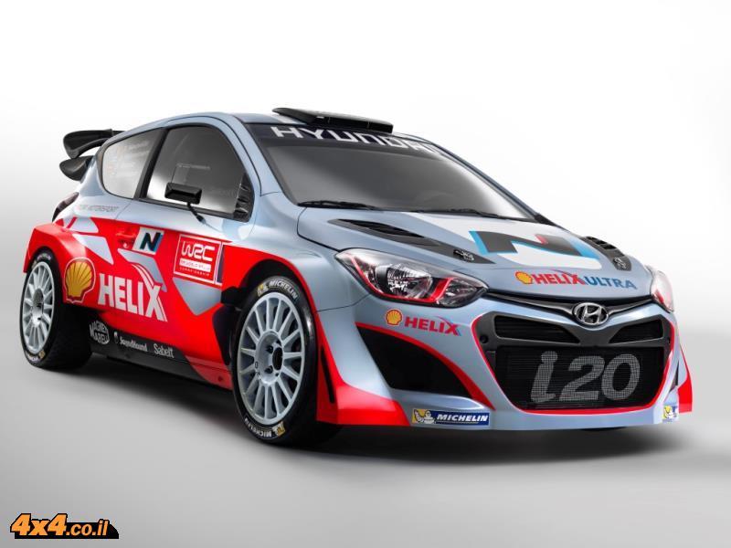 מתכוננים לראלי WRC - מונטה קרלו 2014
