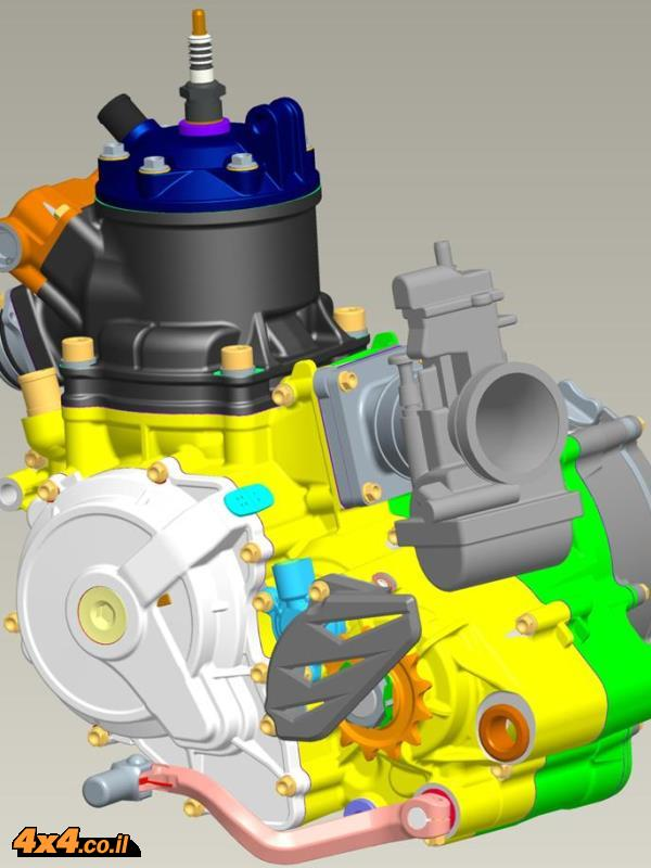 מנועים 2 ו-4 פעימות - יצרן