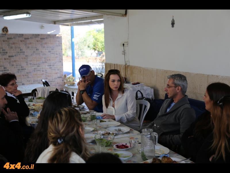 תודה למשתתפים ולכל אנשי המקצוע של פיאט, אלפא וסובארו