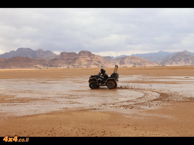 היום הראשון - המדבר הדרומי
