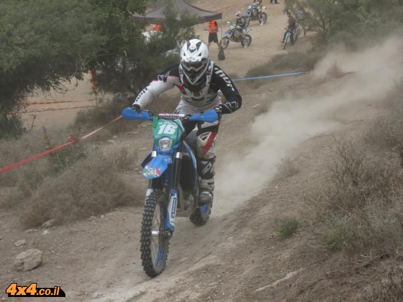 מירוץ אנדורו אופנועים