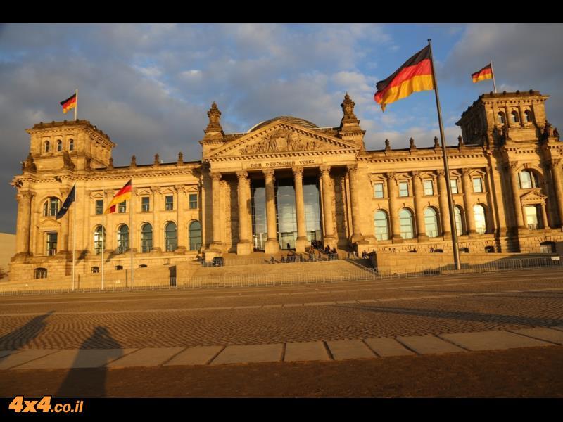 ממראות ברלין וצפון גרמניה