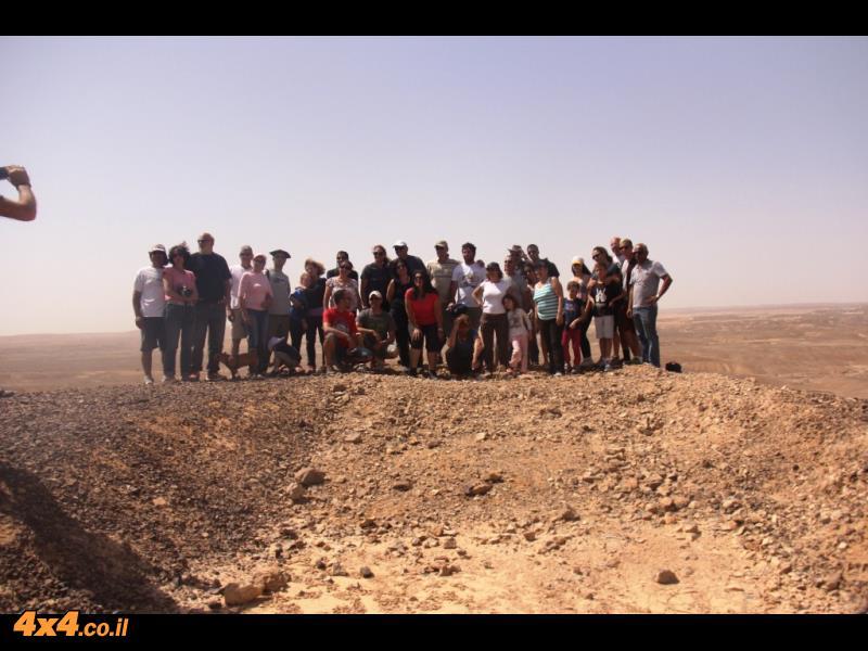 תמונה קבוצתית - חוצה ישראל, פסח 2014