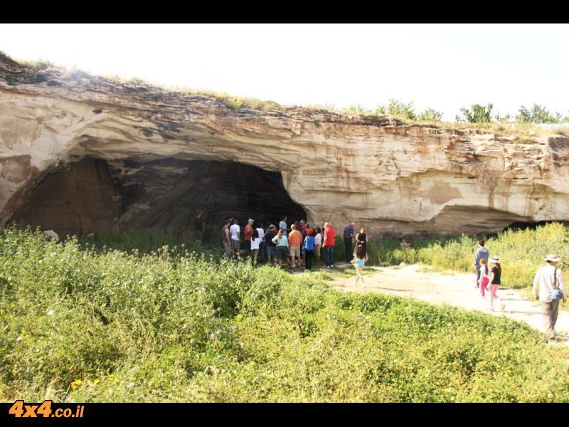 תחילתו של היום השלישי למסע חוצה ישראל