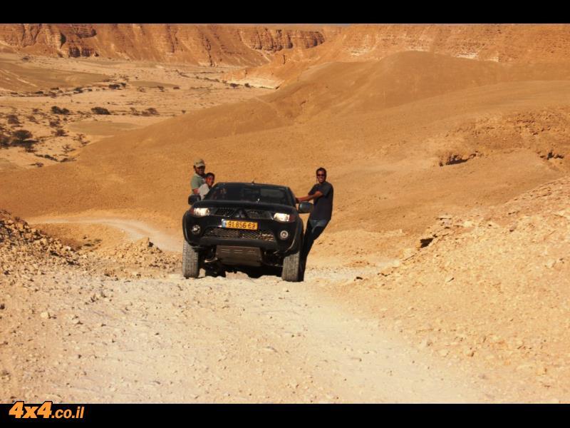 היום הרביעי למסע חוצה ישראל