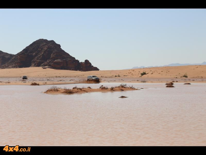 תמונות מהיום השני במדבר הדרומי