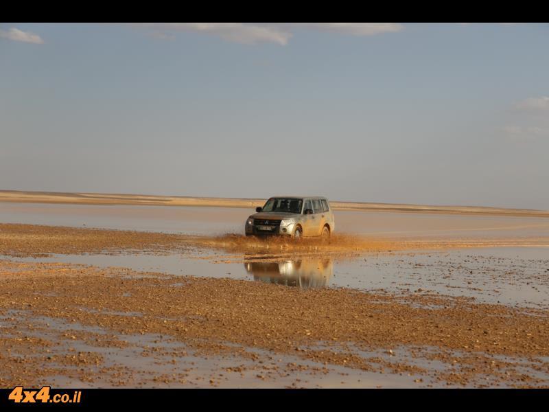 תמונות מהיום השלישי במדבר - הכי דרום מזרחה בירדן